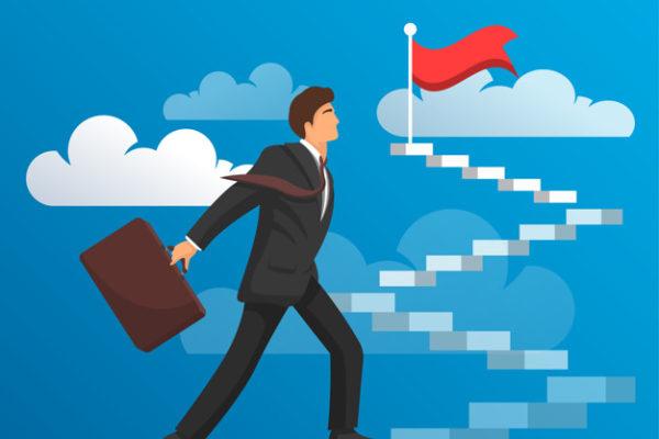 مسیر شغلی در سازمان