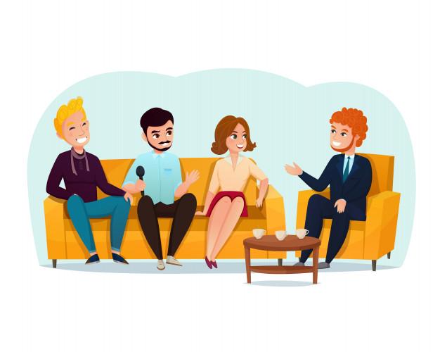 مکالمات حرفه ای